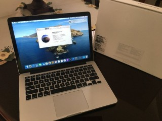 Macbook Retina 13 2014 i5 2.6ghz, 8gb ram, 128ssd
